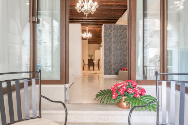 foto di interni venezia bnb